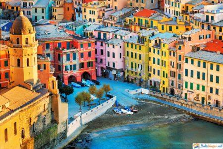cinque terre italia
