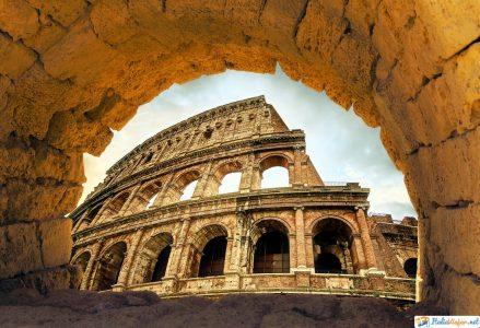 el gran coliseo romano